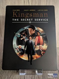 Kingsman Steelbook Kingsman The Secret Service, Colin Firth, Jackson, Cinema, Tv, Room, Movies, Bedroom, Films
