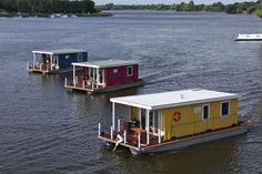 BunBo das Bungalowboot | FeWo-direkt