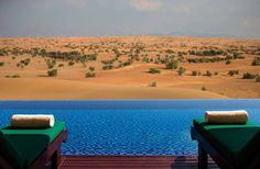 Die Fotos zeigen das Al Maha Desert Resort & Spa vor den Toren Dubais. Keinen Deal mehr verpassen und zum kostenlosen Newsletter anmelden: http://www.first-class-and-more.de/newsletter
