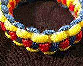 Snow White - Disney Inspired Paracord Bracelet