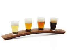 Beer Tasting Flight, $59, by Bob Yates