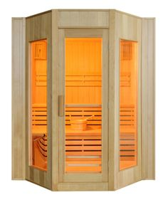 Sauna traditionnel finlandais au design contemporain – 4/5 places - DETENTE - Tek Import : www.tekimport.fr Saunas, Room, Home Decor, Contemporary Design, Traditional, Bedroom, Decoration Home, Room Decor, Steam Room