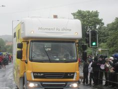 The Olympic Lorry
