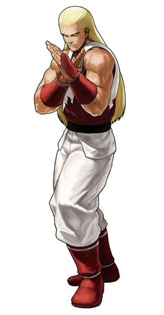 Andy Bogard - Pictures  Characters Art - King of Fighters XIII