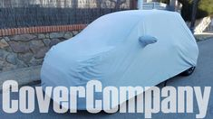 Outdoor Custom Car Cover for Fiat 500: breathable and rainproof for the best protection!