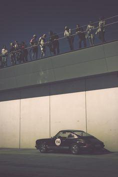 PORSCHE (Germany) by atelier olschinsky, via Behance Porsche 911 Rsr, Porsche Motorsport, Porsche Cars, Alfa Cars, Chasing Cars, Modern Garage, Vintage Porsche, Automotive Art, Vintage Bikes