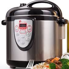 multifunction electric pressure cooker replaces your cooker, slow cooker, food steamer, rice cooker stainless steel dishwasher-safe cooking pot. Electric Pressure Cooker Reviews, Power Pressure Cooker, Digital Pressure Cooker, Pressure Cooker Recipes, Pressure Cooking, Slow Cooker, Electric Cookers, Browning, Stainless Steel Rice Cooker