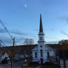 Scenic Blairstown New Jersey by moonlight. #GardenState #scenic #view #travel #instatravel #visit #nofilter #Christmas #holiday #moonlight