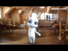 Zoobe Bunny bringt verspätete Geburtstagswünsche