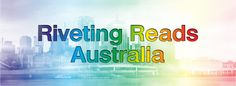 Riveting Reads Australia #RRA2017    Brisbane, Australia    October 2017