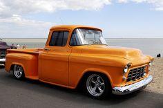 Chevrolet Pickup Truck by Car Crazy Rob, via Flickr