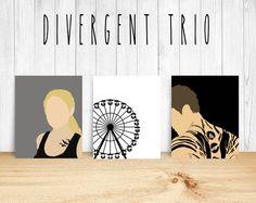 DIVERGENT Minimalist Trio