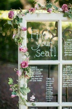 infos na janela