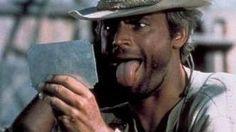 Filmschauspieler Terence Hill alias Mario Girotti wird 65 Jahre alt - Kinohits im Duo mit Schwergewicht Bud Spencer: Terence Hill: Blaue Augen und sächsische Mutter