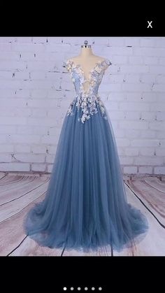 Prom Dress For Teens, 2019 Beautiful Prom Dresses Scoop A-Line Sweep/Brush Train Long Prom Dress/Evening Dress, cheap prom dresses, beautiful dresses for prom. Best prom gowns online to make you the spotlight for special occasions. Princess Prom Dresses, Unique Prom Dresses, A Line Prom Dresses, Beautiful Prom Dresses, Prom Dresses Online, Prom Party Dresses, Long Dresses, Prom Dresses Flowers, Quinceanera Dresses