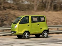 The Tata Magic IRIS Micro Van is a utilitarian, simple vehicle built for the masses of India both as a transport and a work truck. Used Cars Movie, Strange Cars, Tata Motors, Cute Cars, Cheap Cars, Small Cars, Car Pictures, Motor Car, Cars For Sale
