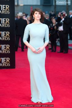 Gemma Arterton Olivier Awards 2014 held at the Royal Opera House http://www.icelebz.com/events/olivier_awards_2014_held_at_the_royal_opera_house/photo33.html