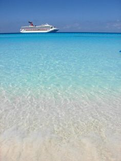 Take Me Back to Half Moon Cay! I miss this place, it was so beautiful
