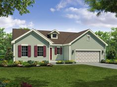 The Coventry | River Highlands | William Ryan Homes