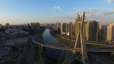Ponte Estaiada, Sao Paulo, Brazil - Getty Images
