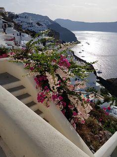 Irresistível Santorini -