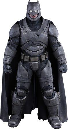 Hot Toys Armored Batman Sixth Scale Figure