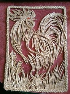 Obiecte decorative spectaculoase realizate dintr-un banal a Diy Arts And Crafts, Handmade Crafts, Diy Crafts, Burlap Crafts, Paper Crafts, Christmas Craft Fair, Rope Art, Crochet Leaves, Quilling Patterns