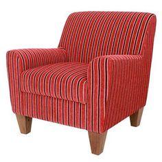 Origin Red Devonshire Armchair   Wayfair UK