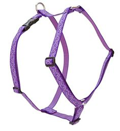 LupinePet Originals 1 Jelly Roll 2438 Roman Harness for Large Dogs ** Find out more about the great product at the image link.