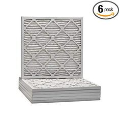 Accumulair Platinum 30x36x1 Actual Size 6 pack MERV 11 Air Filter//Furnace Filters