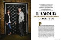 #magazine #layout #graphic design #philosophiemagazine