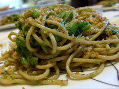soul food: Spaghetti alle cime di Rape