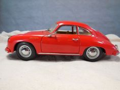 Sun Star 1956 Porsche 356A Coupe 1 18 Scale   eBay