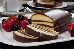 "Chocolate Hazelnut ""Torte"" | mrfood.com"