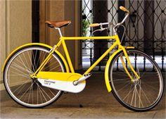Pantone bike.