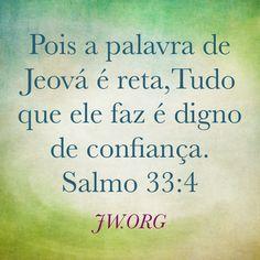 Sal. 33:4