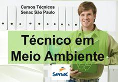 Técnico em Meio Ambiente - Senac São Paulo