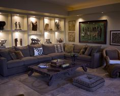 High Quality 17 Awesome African Living Room Decor