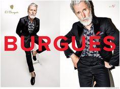 Aiden Shaw Returns for El Burgués Spring/Summer 2015 Ad Campaign image El Burgues Spring Summer 2015 Ad Campaign Aiden Shaw 003 800x596