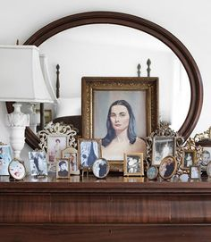 As Gareth placed the portrait of Martin's mother on the dresser, he sensed a feeling of dread coming from the other pictures— a feeling he knew all too well.