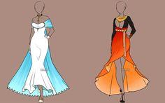 Fashion Adoptable Auction 38 - CLOSED by Karijn-s-Basement.deviantart.com on @DeviantArt