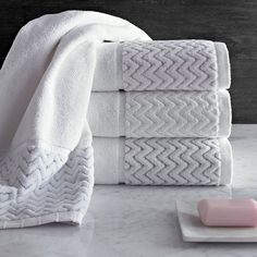 luxury bath towels chalet by kassatex kassatex
