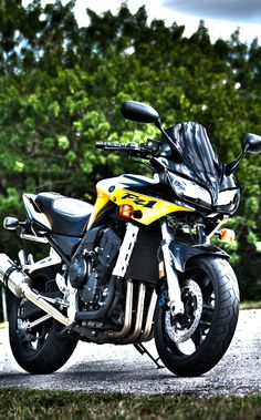 yamaha fz1 I'm having wicked separation issues :'( it better get warm fast!