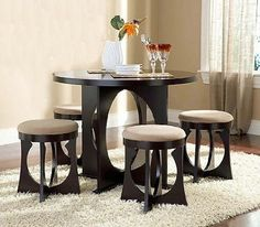 Great Counter Height Dinette Set · Furniture For Small SpacesDining ...