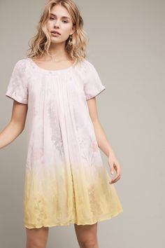 Shop the Dipped Chroma Swing Dress and more Anthropologie at Anthropologie today. Read customer reviews, discover product details and more.