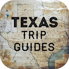 The best thing about living in Texas is getting to explore it. Plan a weekend away using the curated guides from Texas Monthly. Happy travels.