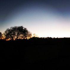 Sun rising, so beautiful #NewZealand
