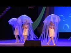 танец медуз - YouTube