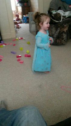 The pretty princess :-)