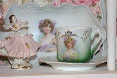 Tea Room by Sherry's Rose Cottage, via Flickr